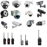 Surveillance Camera & Telecommunication